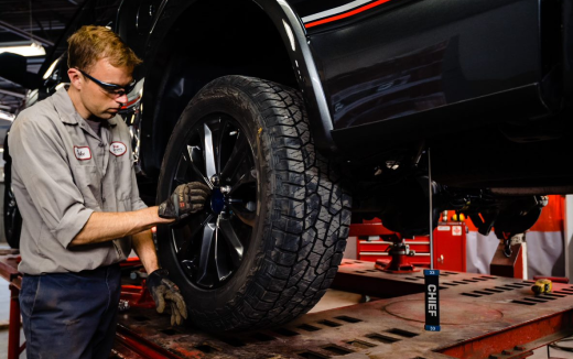 Winter's Auto Service Tire Program
